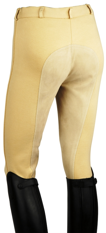 Elt Fun Riding Breeches With Awatex Full Seat Beige